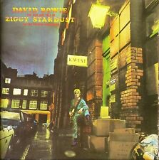 CD - David Bowie - The Rise And Fall Of Ziggy Stardust - A167