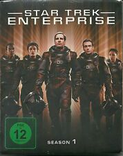 Star Trek Enterprise Staffel 1 Blu-Ray  NEU OVP Dt. Ausgabe Limited Edition OOP