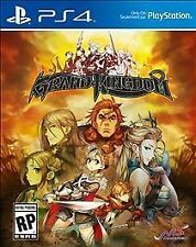 Grand Kingdom PlayStation 4 PS4