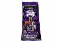 New 2019-20 Panini Illusions Basketball NBA 12 Card Cello Pack - Ja Herro Zion?