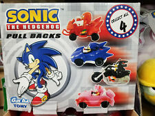 Tomy Collect-a-Balls - Sonic the Hedgehog Pull backs Racers - Random Pack