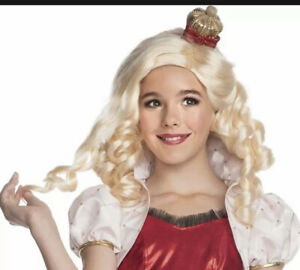 Rubie's  Ever After High - Apple White Wig with Headpiece