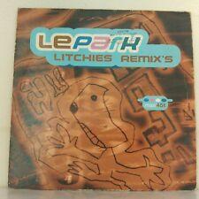 """Le Park–Litchies (Remixes) (Vinyl 12"""" Maxi 45 Tours)"""