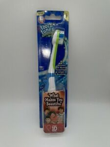 ARM & HAMMER TOOTH TUNES 1D ONE THING  TOOTHBRUSH One Direction NEW