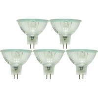 Osram MR16 35w Halogen Spotlight 12v GU5.3 Dicrhoic Reflector Bulb [5 Pack]
