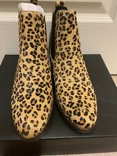 BNWB página Leopardo Chelsea Botas Talla EU 36