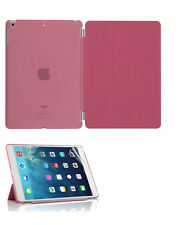 Ultra thin magnetic leather 2 piece smart case cover stand  iPad 2 & 3 iPad 4