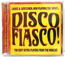 Disco Fiasco Retro Compilation Songs Album Compact Disc Original CD 1998 ~ryokan