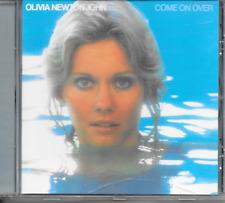 OLIVIA NEWTON-JOHN - Come on over CD Album 12TR (REMASTERED) 2001 (MCA) Europe