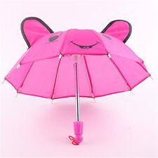 Christmas gift Cartoon Umbrella for 18inch American girl doll accessory b881