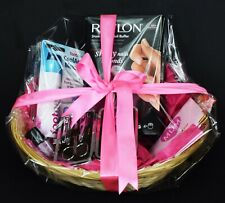 Mothers Day Gift Hamper Foot Massager Nail Shine Manicure Set Sweet RRP £50