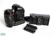 Nikon D3 Digital SLR Camera Body {12.1 M/P} Shutter Count: 294,229