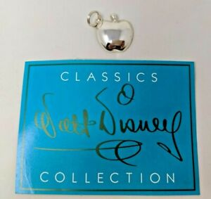 Walt Disney Classic Collection Snow White Poison Apple Sterling Charm A003 JN21