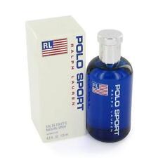 Polo Sport by Ralph Lauren For Men 4.2 oz Eau de Toilette Spray New In Box