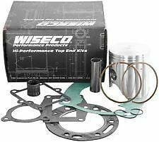 Wiseco Top End/Piston Rebuild Kit KX250 93-01 66.4mm Single Ring