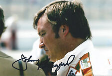 Johnny Rutherford signed autograph Racing Legend Rare Coa Look!