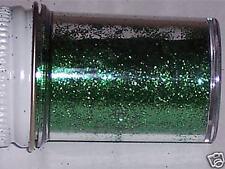 Unique Colors Sparklite Green S-158 Dry Glitter