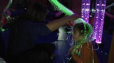 Fibra ottica sensoriale CABLAGGIO LUCI flessibile 2.2 mm (50x100cm) Autismo, Bambini
