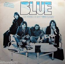 BLUE Another Night Time Flight  LP Elton John