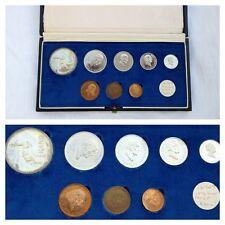 Münzen SOUTH SÜD AFRIKA 1976 Münzen-Set 8 Stück Münzset