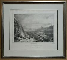 Ten Scottish Views. Original Lithographs by Richard Parkes Bonington 1828