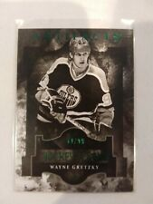 Wayne Gretzky Artifacts 2011-12 Emerald 69/99
