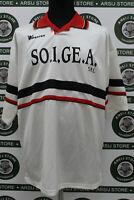 Maglia calcio NOCERINA MATCH WORN shirt trikot camiseta maillot jersey