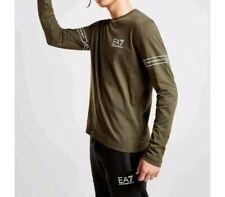 Emporia Armani EA7 Tape Long Sleeve T-shirt Mens Size: Large