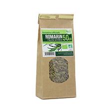 Romarin bio  - Décoction - Tisane 50 g