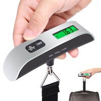 Digitale Kofferwaage bis 50 KG Gepäckwaage Reisewaage Handwaage Luggage Scale