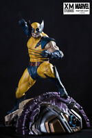 XM Studios WOLVERINE 1/4 Scale Statue Figure *SEALED with COIN!! FREE SHIPPING!