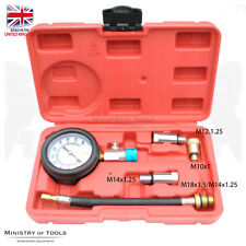 Engine Compression Tester Gauge for Petrol And Diesel  Head Gasket Faults Check