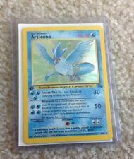 Pokemon Card - Articuno - 2/62 - 1st Edition - Holo Rare - Fossil Set - LP