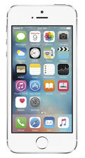 Apple iPhone 5S 16GB Unlocked GSM 4G LTE 8MP Dual-Core Smartphone - Silver