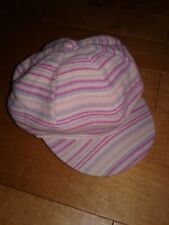 Auth Burberry Wool/Cashmere Newsboy TB Cabbie  M hat pink women's new Scotland