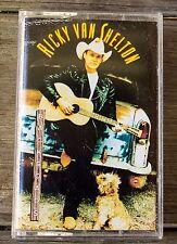 Ricky Van Shelton - Backroads (Cassette, 1991, Columbia)