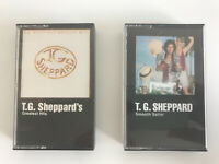 T.G. Sheppard Lot Of 2 Cassettes Smooth Sailin' Greatest Hits 1980's