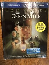 The Green Mile Blu-ray digibook Tom Hanks Stephen King New!