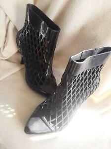 Melissa X Jean Paul Gaultier Boots