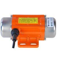 Vibration Motor AC 220V 1ph Vibrating Asynchronous Motor 30-120W Vibrator CNC