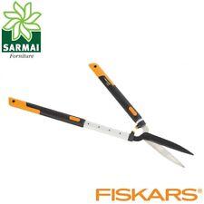 FISKARS HS86 Cesoie forbici telescopiche SmartFit manici in alluminio per siepi