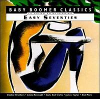 Various Artists : Easy Seventies CD