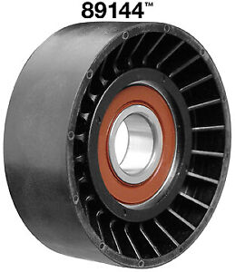 Dayco Idler Tensioner Pulley 89144 fits BMW 7 Series 750 i,iL (E38) 240kw