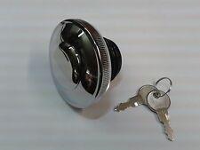 Triumph Rocket III Touring Chrome Locking Fuel Filler Cap - NEW