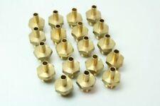 Conectores con rosca para mangueras y tuberías