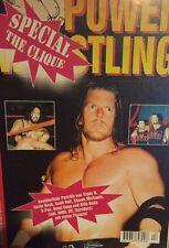 Power Wrestling Clique Special Nr. 4 WWE WWF WCW