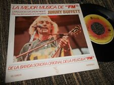 "JIMMY BUFFETT LIVINGSTON SATRUDAY NIGHT/+1 FM BSO OST 7"" 1978 ABC SPAIN SPANISH"