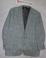 WALBUSCH Harris Tweed Sakko Gr. 26  Business Jacket fein (etikett 52) DIRTY