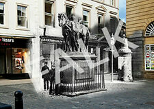 Old & New Pictures and Prints of Falkirk Wellington Statue, Scotland