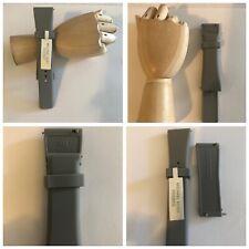Michael Kors Bradshaw Smart Watch Light Gray Silicone Strap 22mm